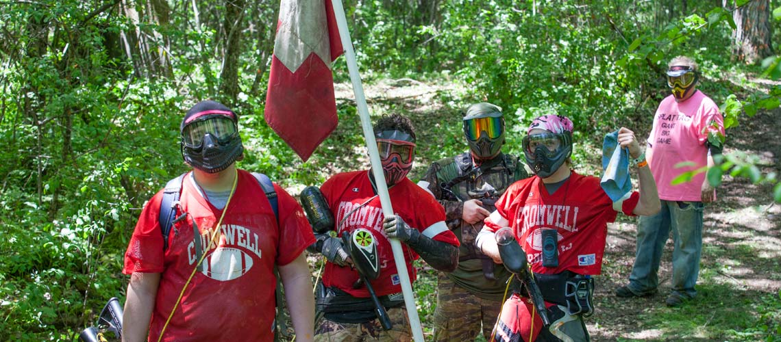 Midwest Big Paintball Game