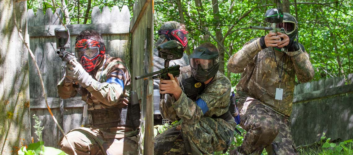 Minnesota Largest Paintball Game